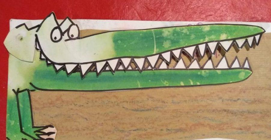 Driverless Crocodile
